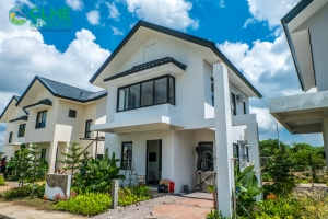 Luisa Model Unit - Morningfields Nuvali
