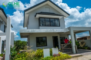 Elena Model Unit - Morningfields Nuvali