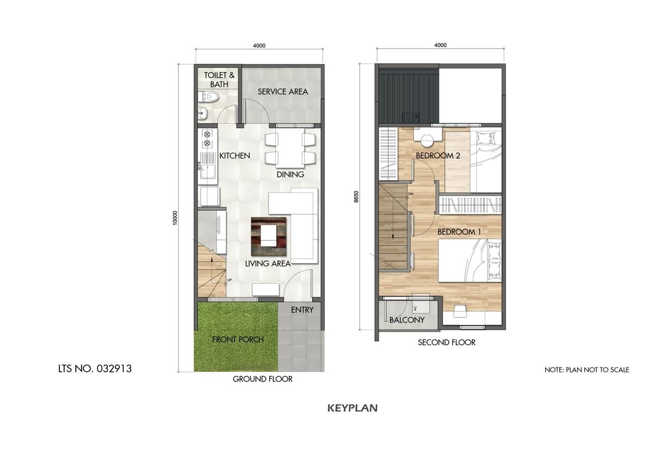 Vista Rosa Floor Plan